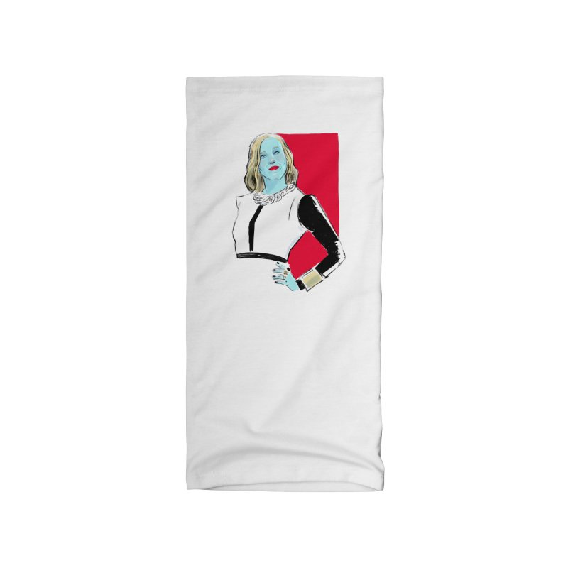 Moira Accessories Neck Gaiter by Ego Rodriguez