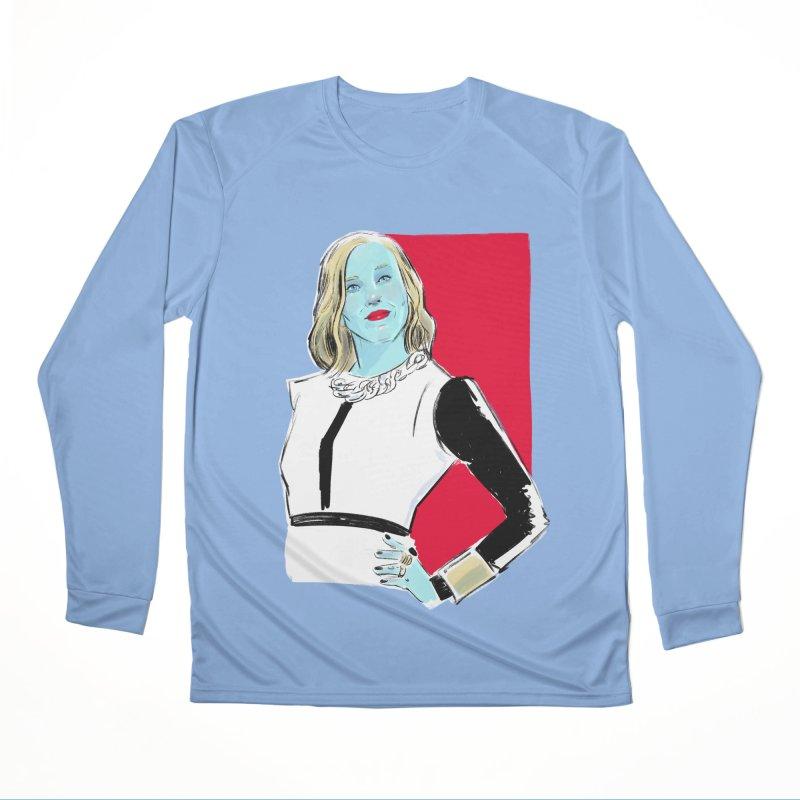 Moira Women's Longsleeve T-Shirt by Ego Rodriguez