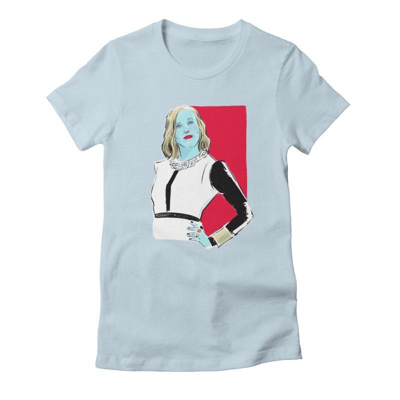 Moira Women's T-Shirt by Ego Rodriguez