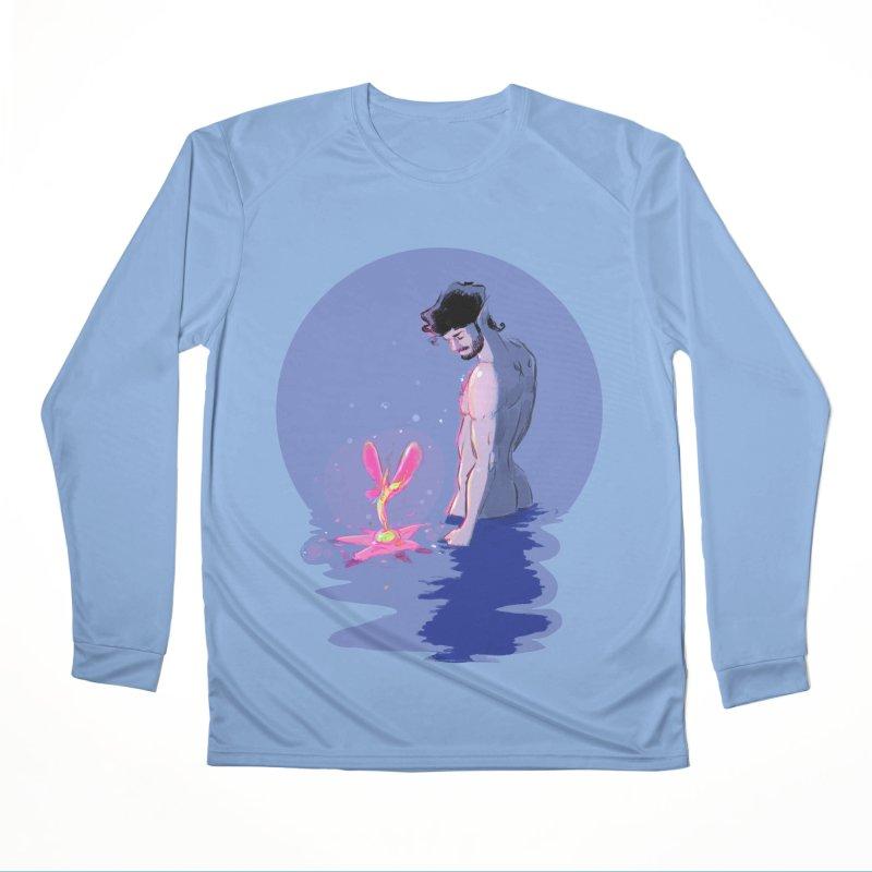 Spring Women's Longsleeve T-Shirt by Ego Rodriguez