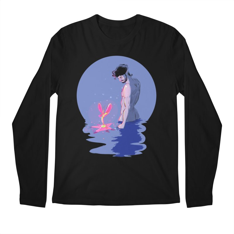 Spring Men's Longsleeve T-Shirt by Ego Rodriguez