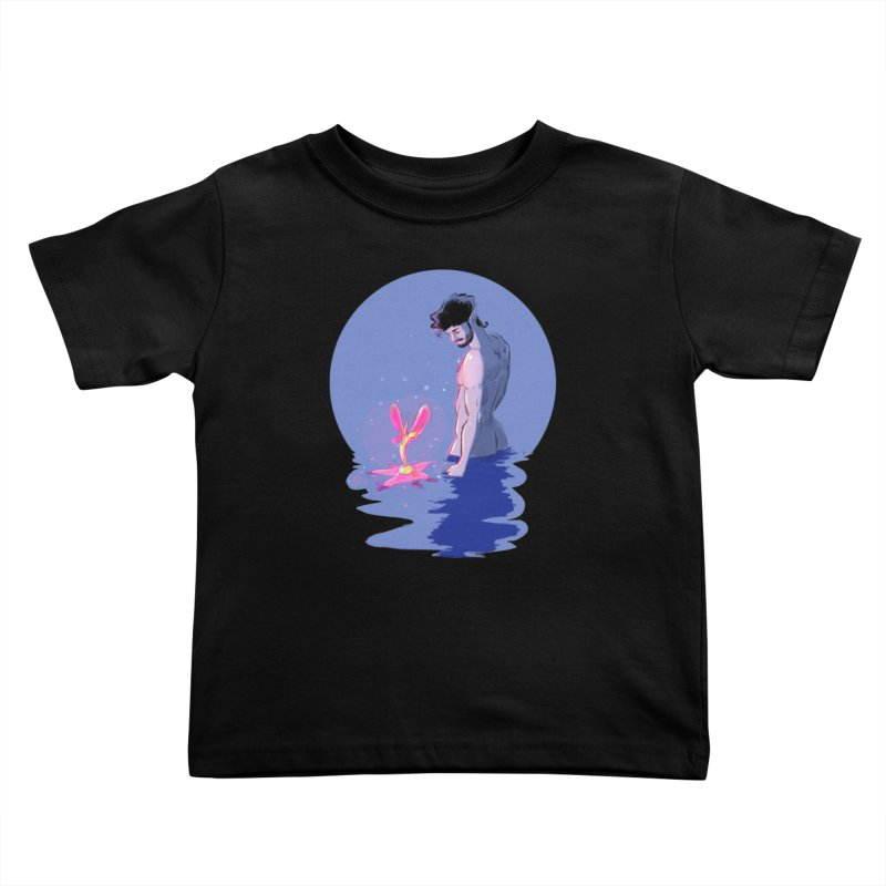 Spring Kids Toddler T-Shirt by Ego Rodriguez