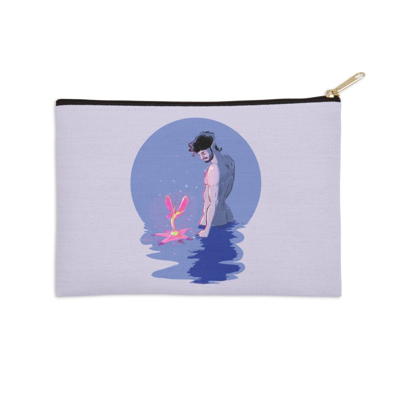 Spring Accessories Zip Pouch by Ego Rodriguez