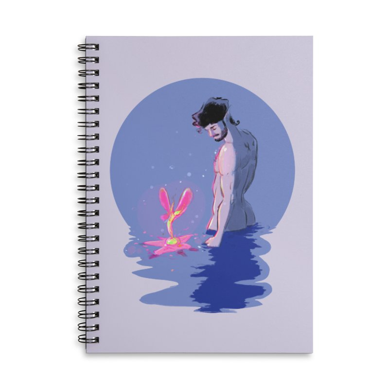Spring Accessories Notebook by Ego Rodriguez