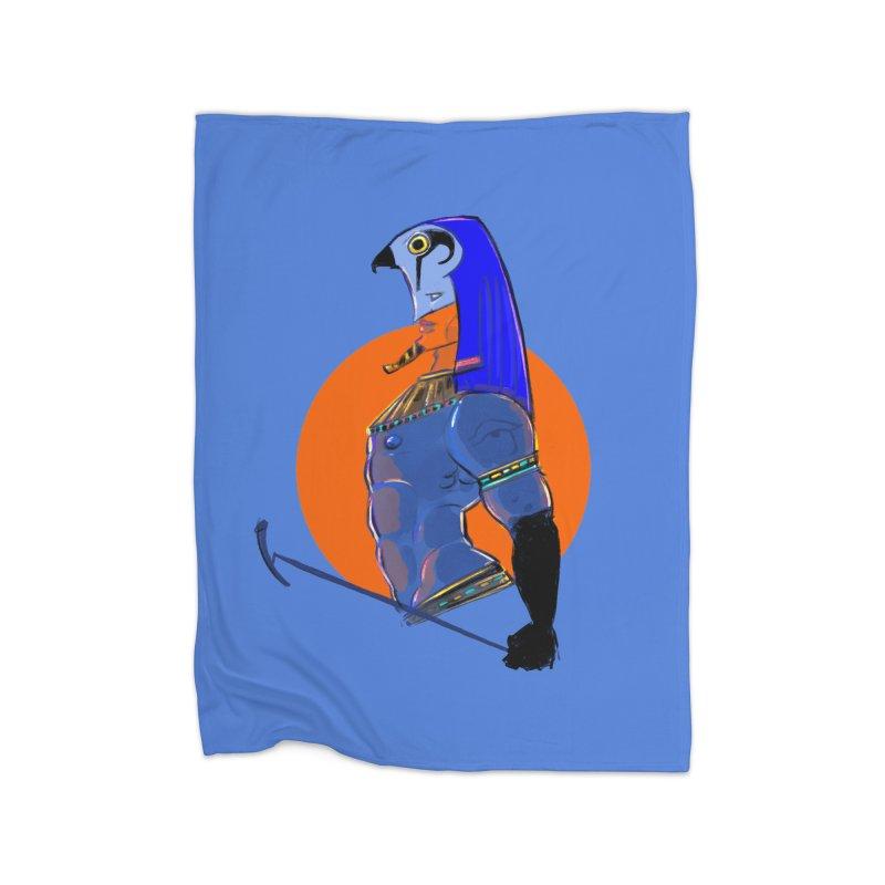 Ra Home Blanket by Ego Rodriguez