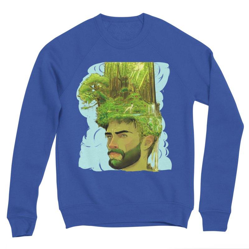Planet i Women's Sweatshirt by Ego Rodriguez