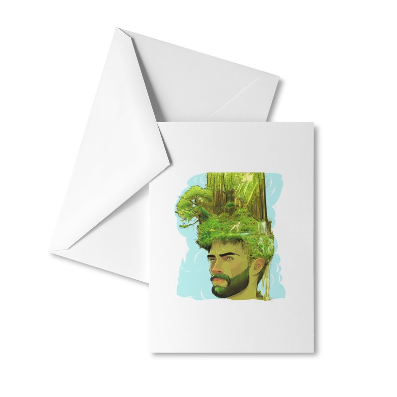 Planet i Accessories Greeting Card by Ego Rodriguez