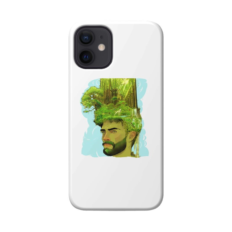 Planet i Accessories Phone Case by Ego Rodriguez
