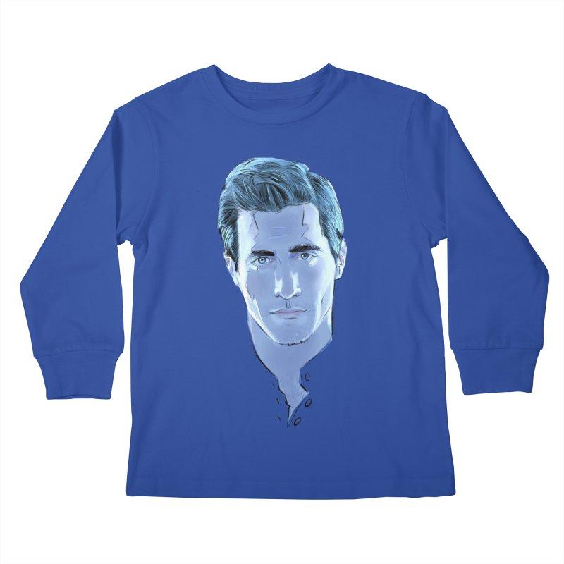 J Kids Longsleeve T-Shirt by Ego Rodriguez