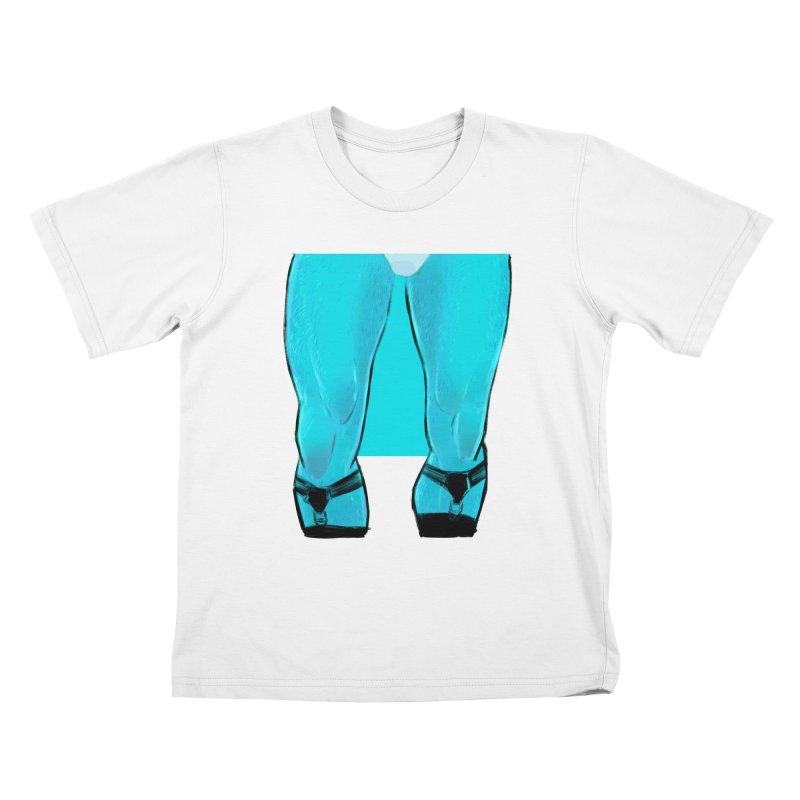Garter Kids T-Shirt by Ego Rodriguez