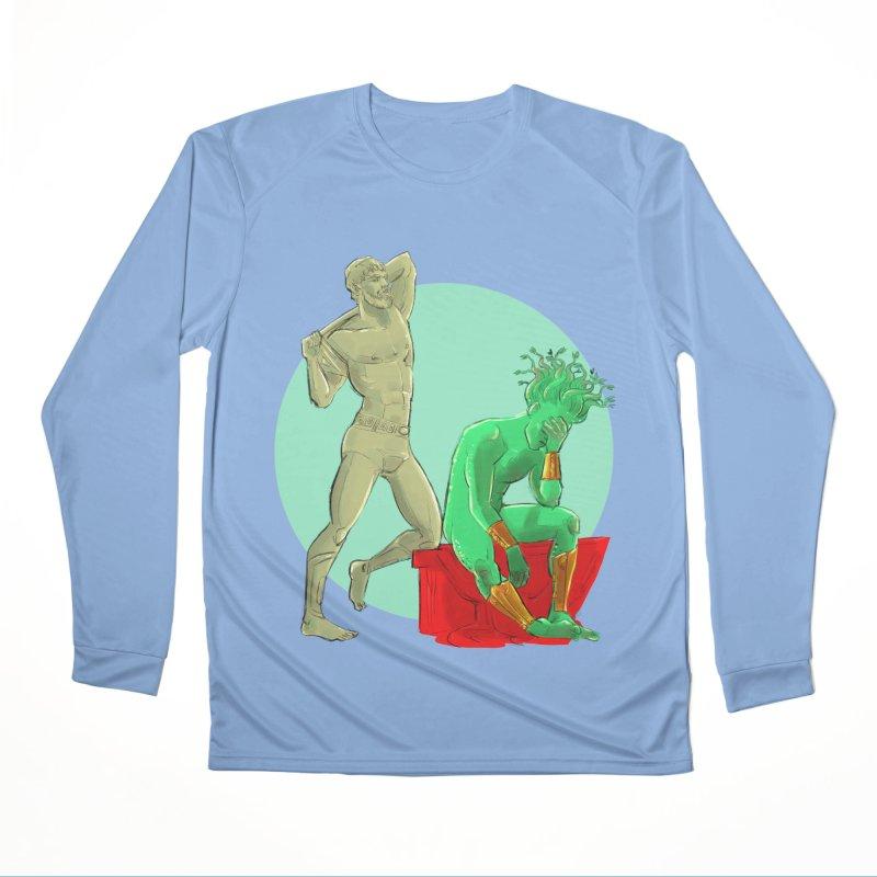 Gorgon Regrets Women's Longsleeve T-Shirt by Ego Rodriguez
