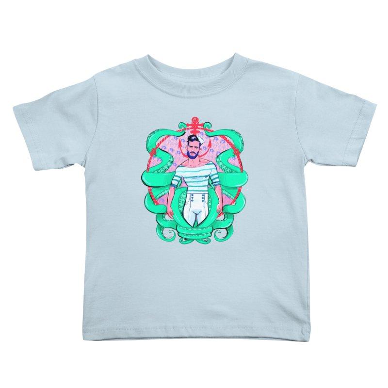 Sail-O-Rama Kids Toddler T-Shirt by Ego Rodriguez's Shop