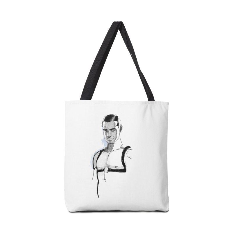 Sleek in Tote Bag by Ego Rodriguez