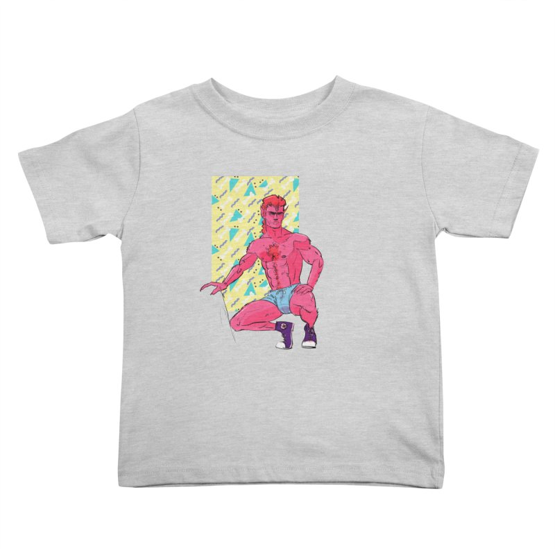 Mutt Kids Toddler T-Shirt by Ego Rodriguez's Shop