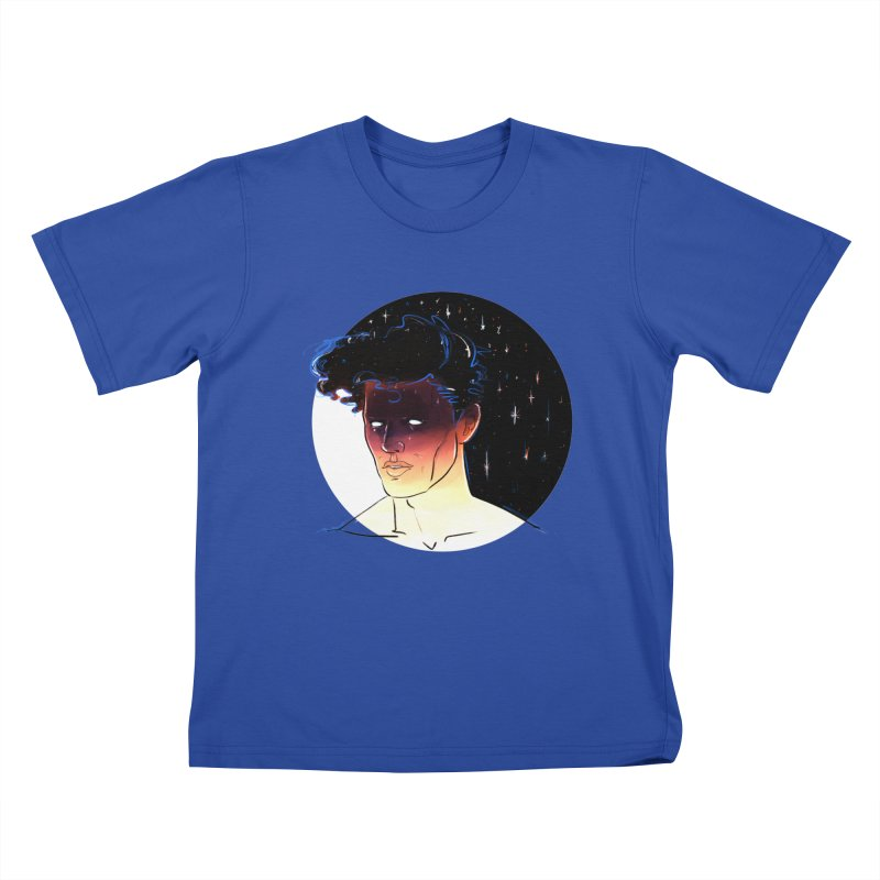 Morpheus Kids T-Shirt by Ego Rodriguez's Shop