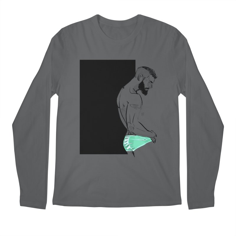 Olivier Men's Longsleeve T-Shirt by Ego Rodriguez's Shop