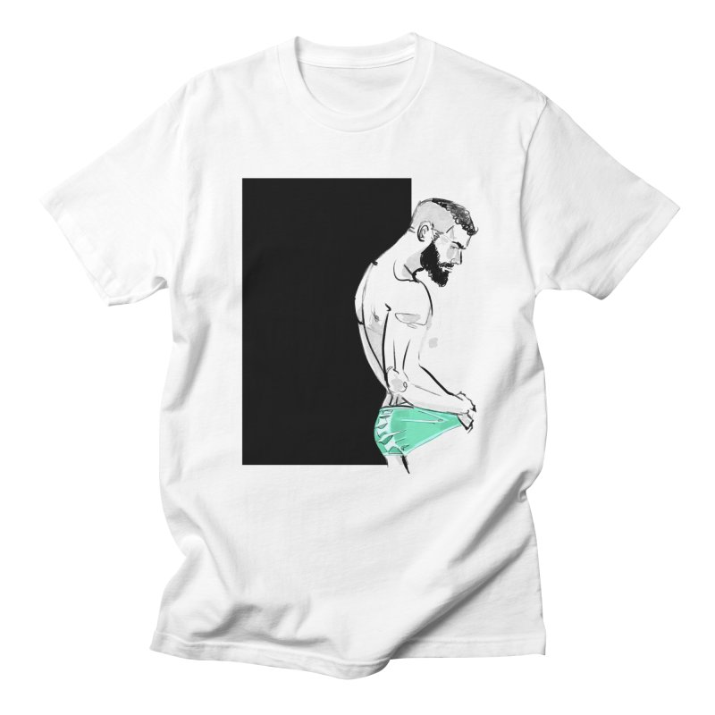 Olivier Men's T-shirt by Ego Rodriguez's Shop