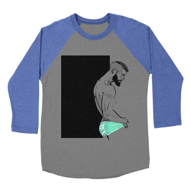 Olivier Men's Baseball Triblend T-Shirt by Ego Rodriguez's Shop