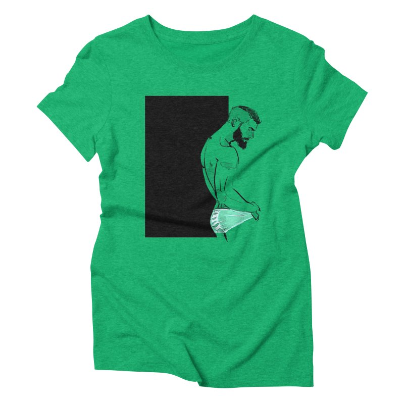 Olivier Women's Triblend T-shirt by Ego Rodriguez's Shop