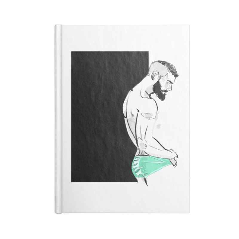 Olivier Accessories Notebook by Ego Rodriguez's Shop