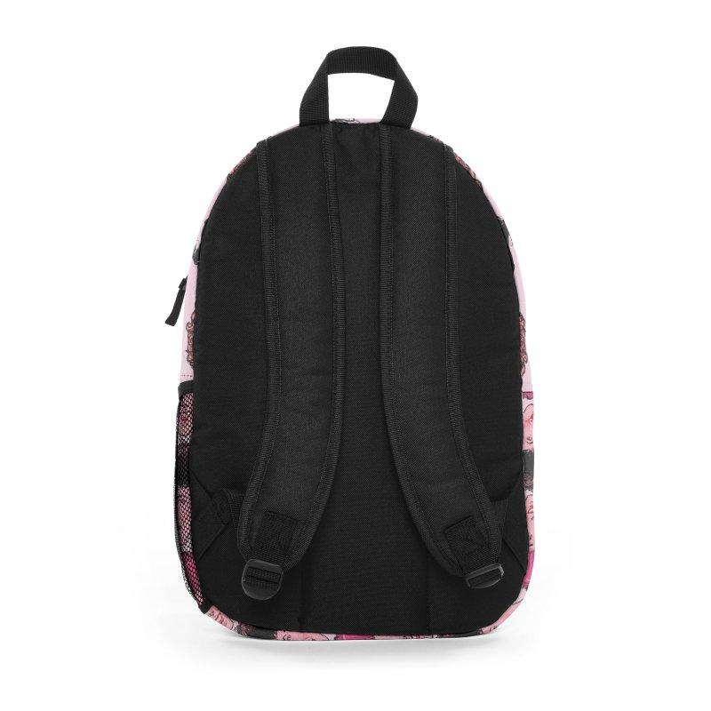 Pink Ladies Accessories Bag by Ego Rodriguez