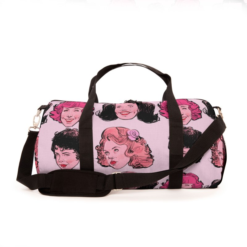 Pink Ladies Accessories Bag by Ego Rodriguez