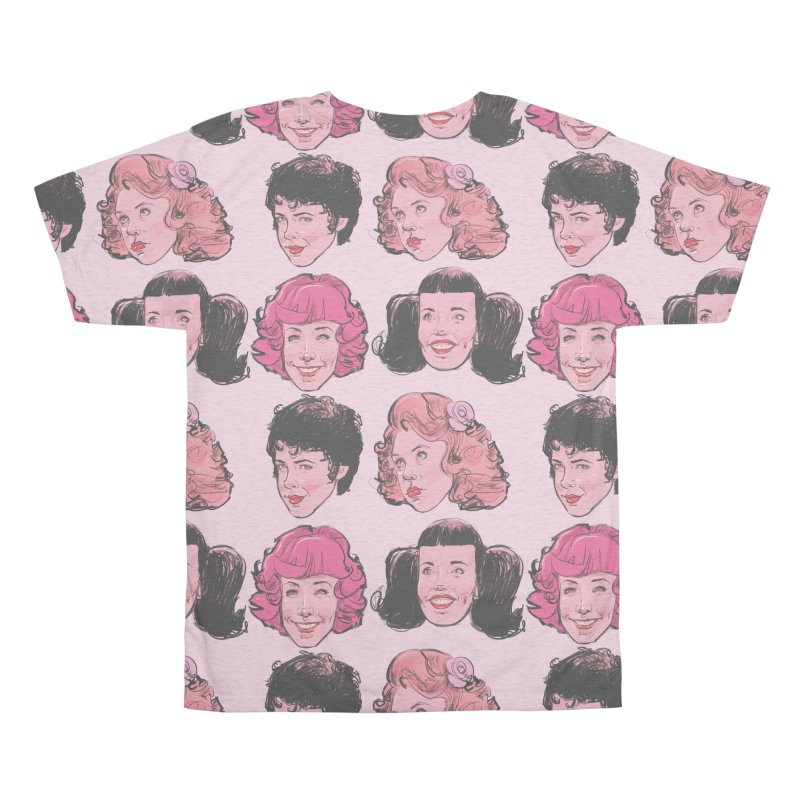 Pink Ladies Men's All Over Print by Ego Rodriguez