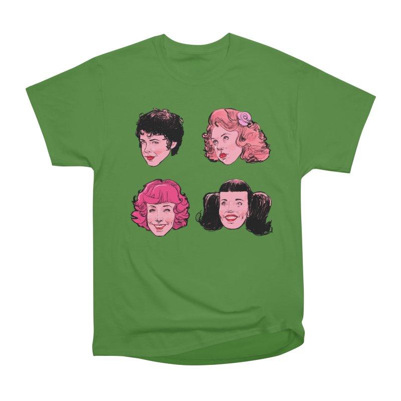 Pink Ladies Women's Classic Unisex T-Shirt by Ego Rodriguez's Shop