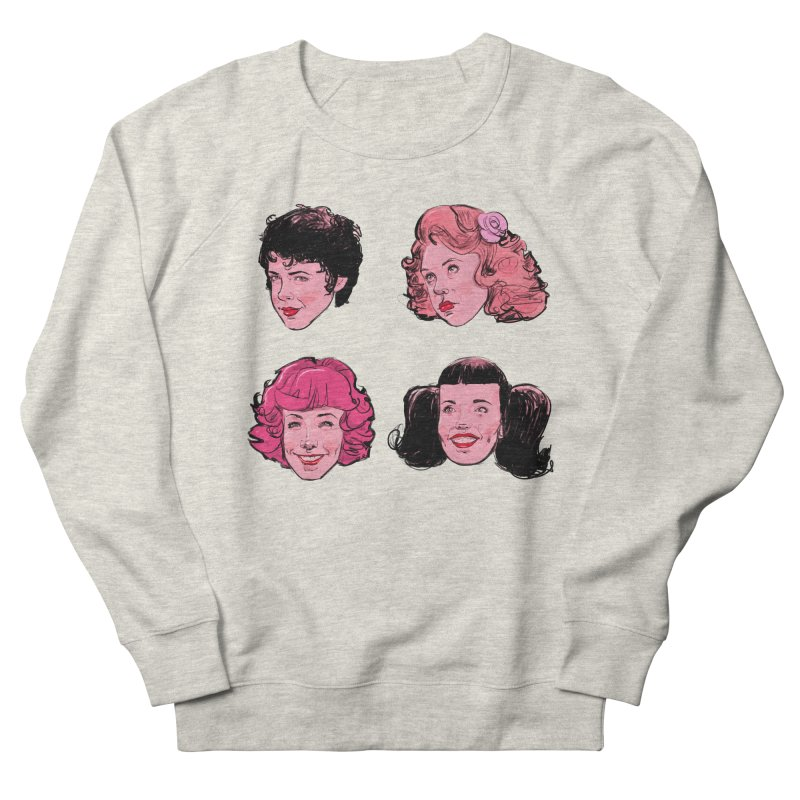 Pink Ladies Women's Sweatshirt by Ego Rodriguez's Shop