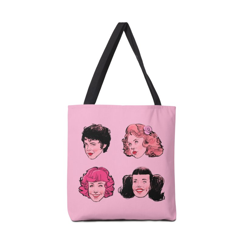 Pink Ladies Accessories Bag by Ego Rodriguez's Shop