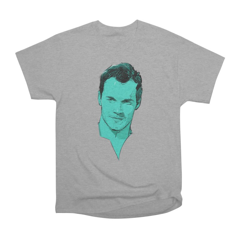 Chris P. Women's Classic Unisex T-Shirt by Ego Rodriguez's Shop