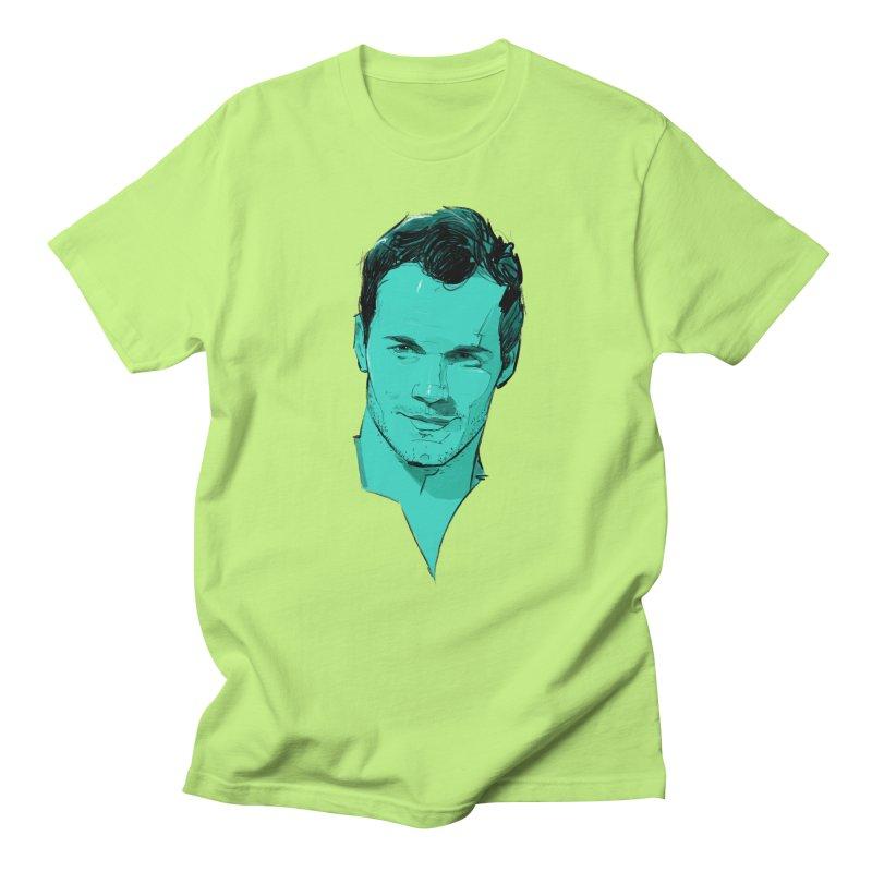 Chris P. Women's Unisex T-Shirt by Ego Rodriguez's Shop