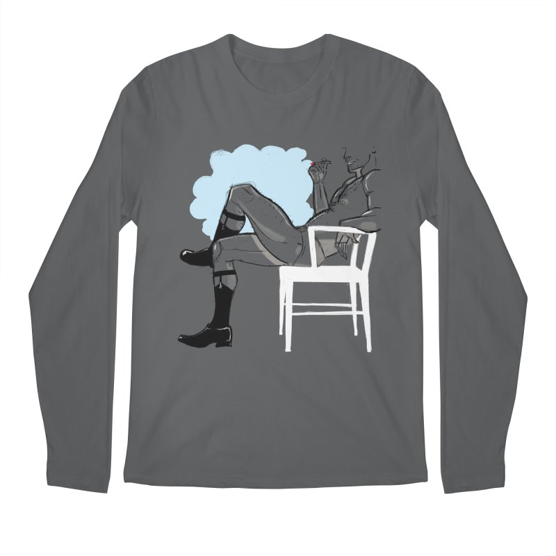 Private Show Men's Longsleeve T-Shirt by Ego Rodriguez's Shop