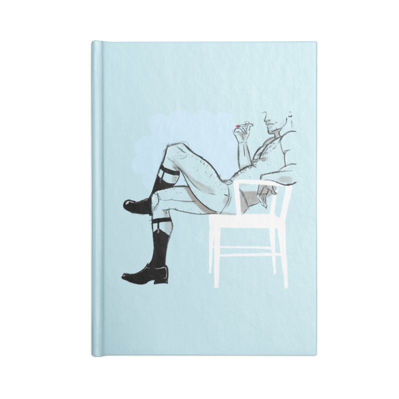 Private Show Accessories Notebook by Ego Rodriguez's Shop