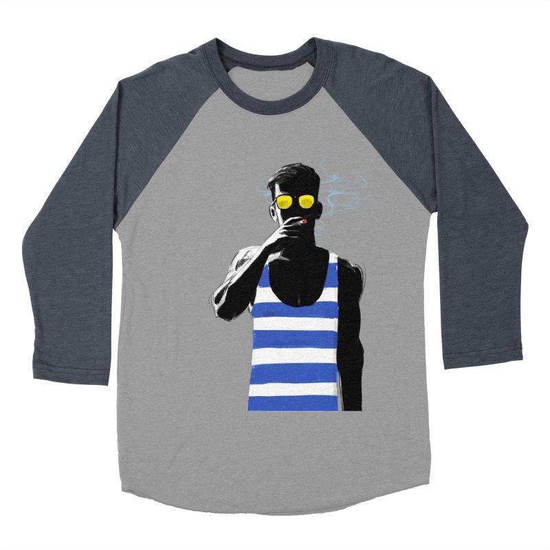 Shade Men's Baseball Triblend T-Shirt by Ego Rodriguez's Shop