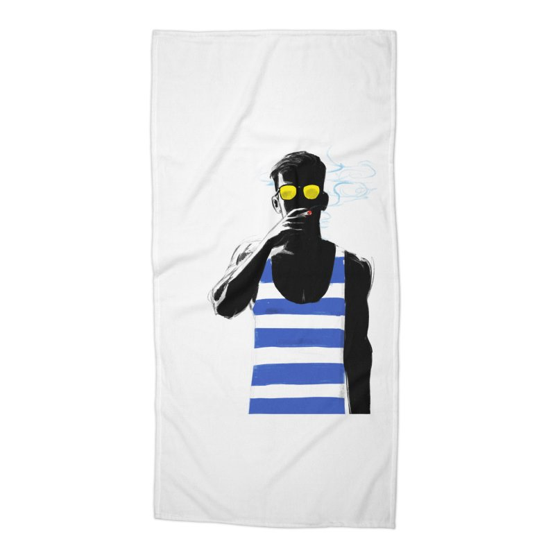 Shade Accessories Beach Towel by Ego Rodriguez's Shop