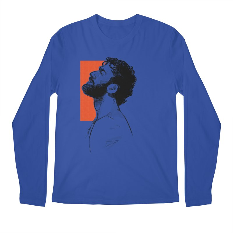 Summer Men's Longsleeve T-Shirt by Ego Rodriguez's Shop