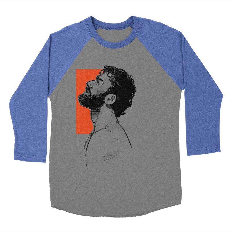 Summer Men's Baseball Triblend T-Shirt by Ego Rodriguez's Shop