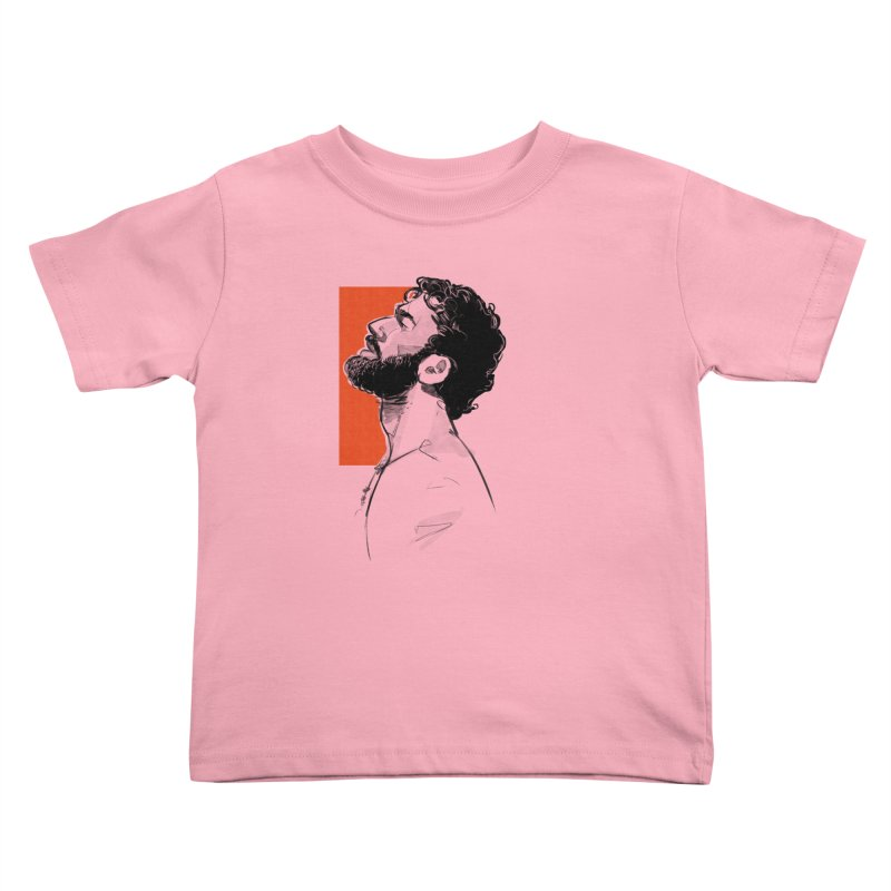 Summer Kids Toddler T-Shirt by Ego Rodriguez