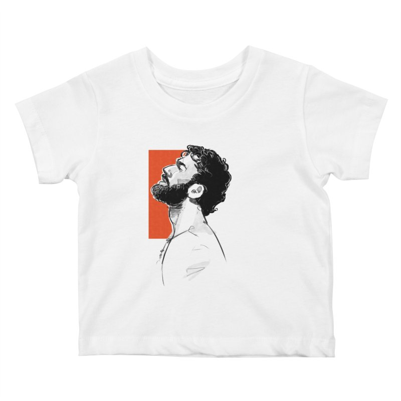 Summer Kids Baby T-Shirt by Ego Rodriguez
