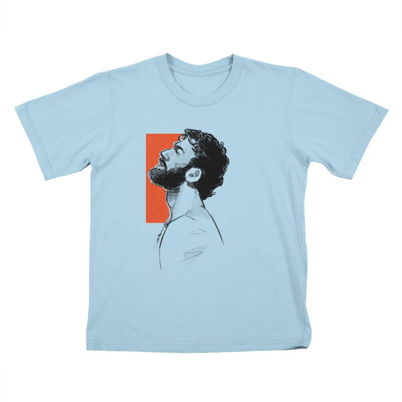 Summer Kids T-Shirt by Ego Rodriguez