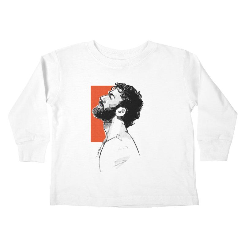 Summer Kids Toddler Longsleeve T-Shirt by Ego Rodriguez