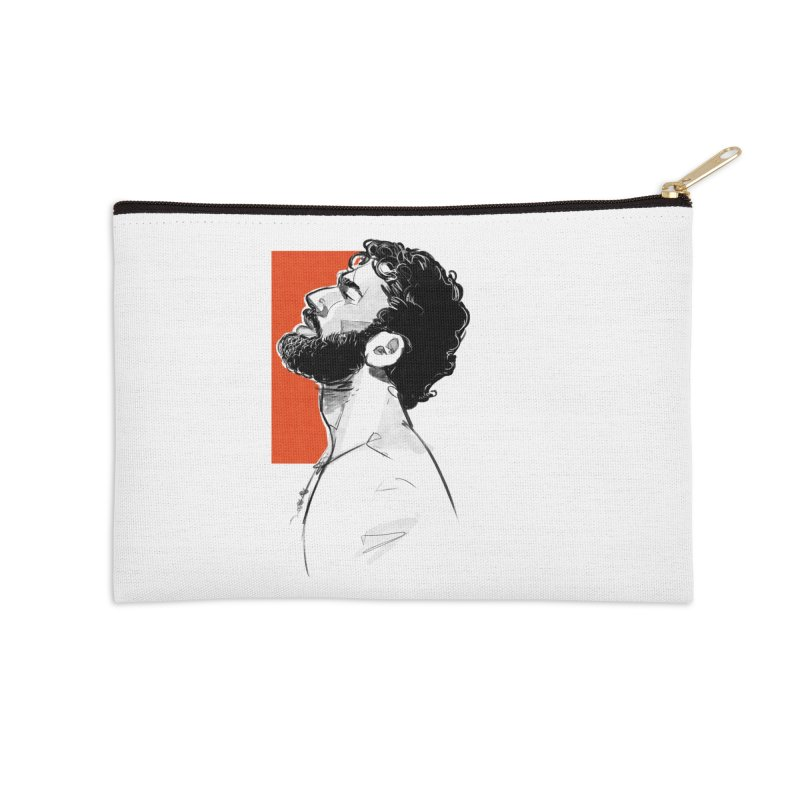 Summer Accessories Zip Pouch by Ego Rodriguez's Shop