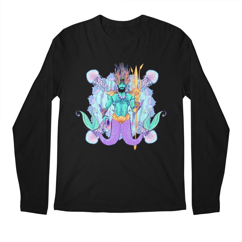 Triton Men's Longsleeve T-Shirt by Ego Rodriguez's Shop
