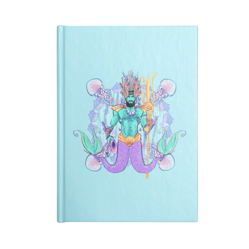 Triton Accessories Notebook by Ego Rodriguez's Shop