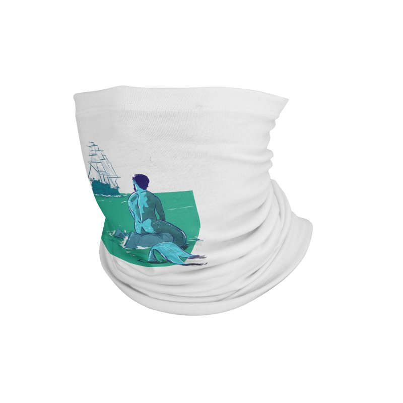 Ocean Accessories Neck Gaiter by Ego Rodriguez