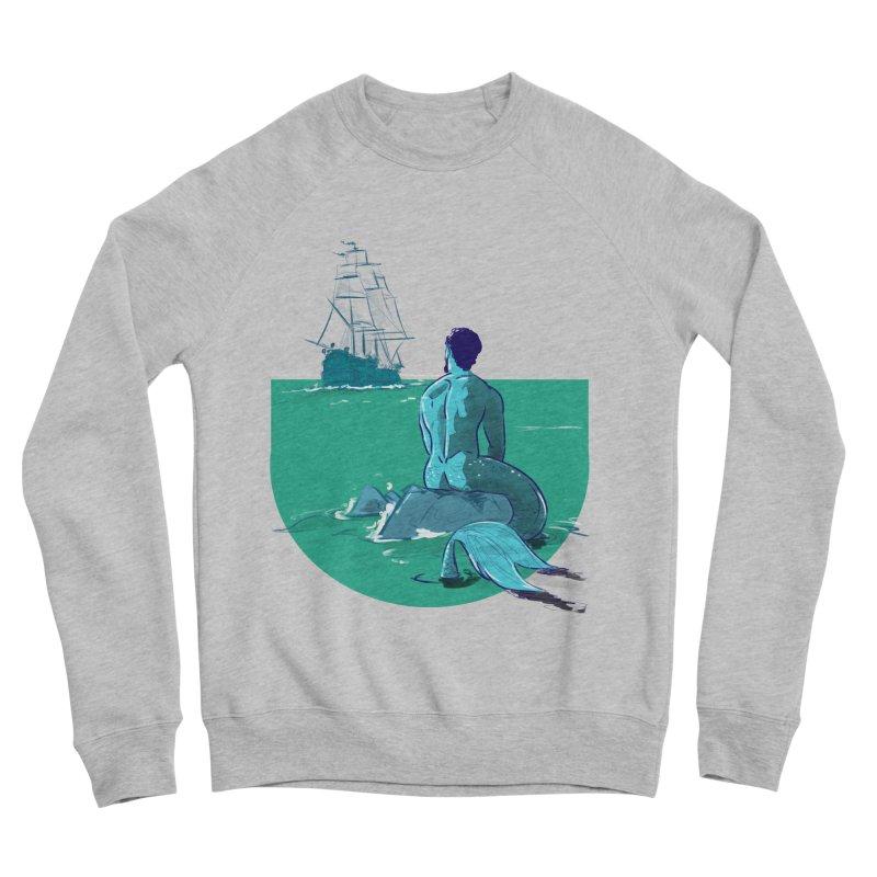 Ocean Men's Sweatshirt by Ego Rodriguez