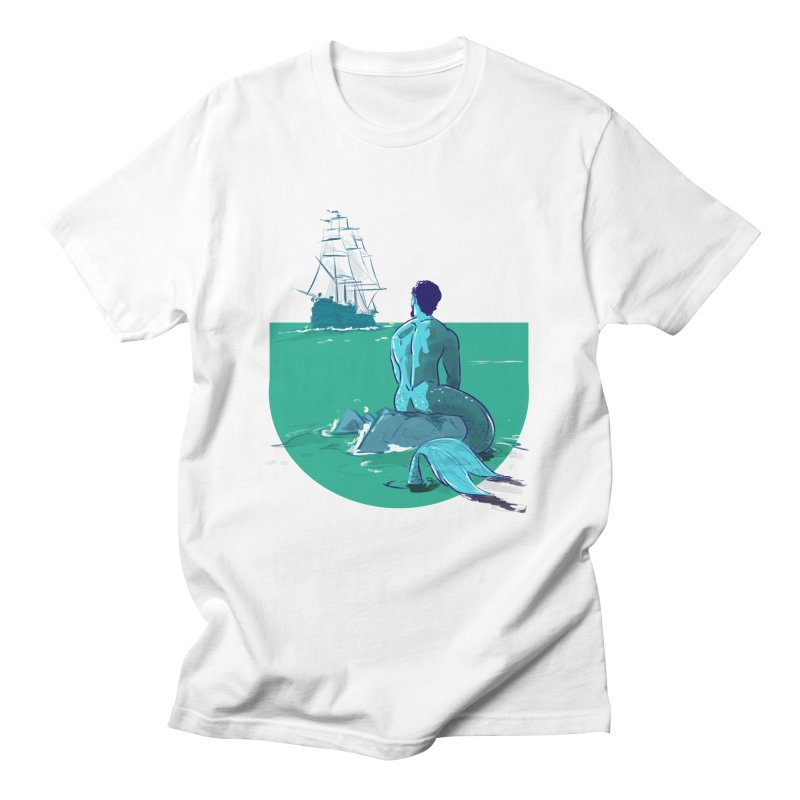 Ocean Men's T-Shirt by Ego Rodriguez