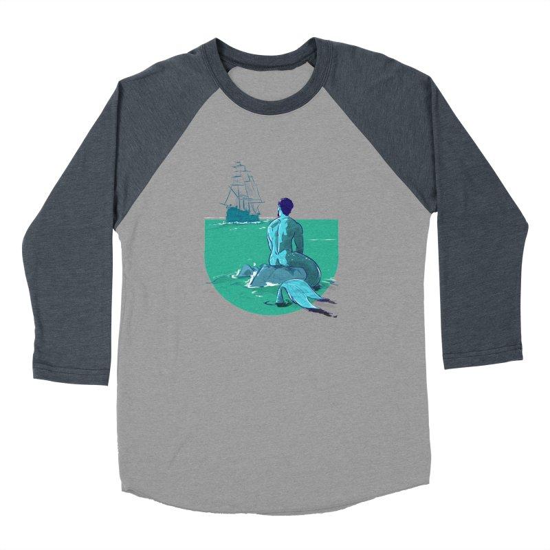 Ocean Women's Longsleeve T-Shirt by Ego Rodriguez