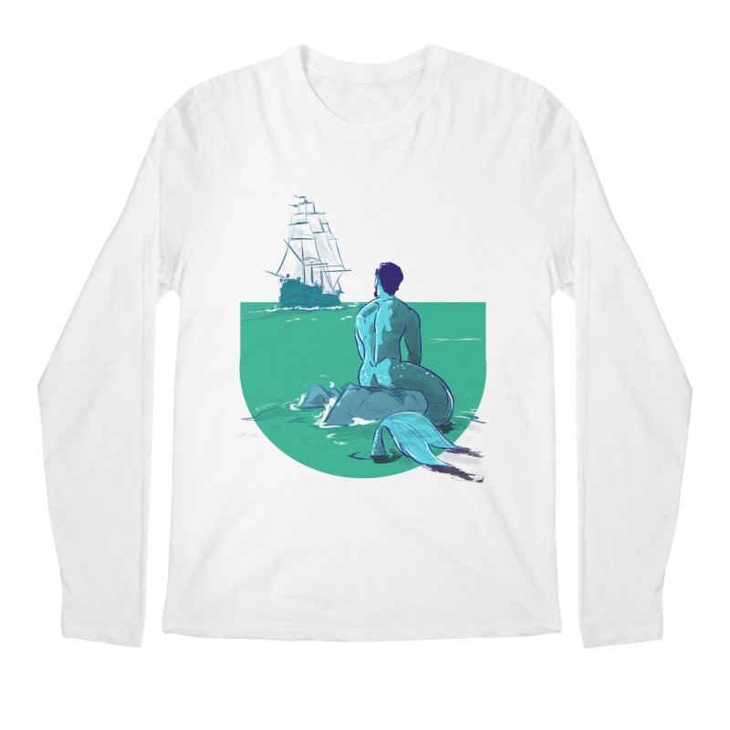 Ocean Men's Longsleeve T-Shirt by Ego Rodriguez's Shop